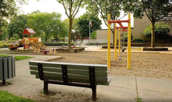 Chandler-Newberger Park Playground