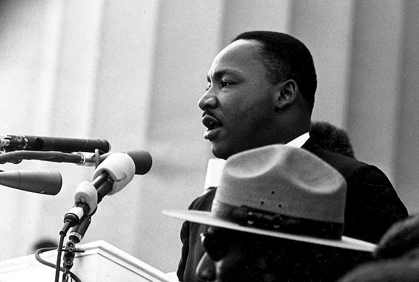 """MLK """"I Have a Dream"""""""