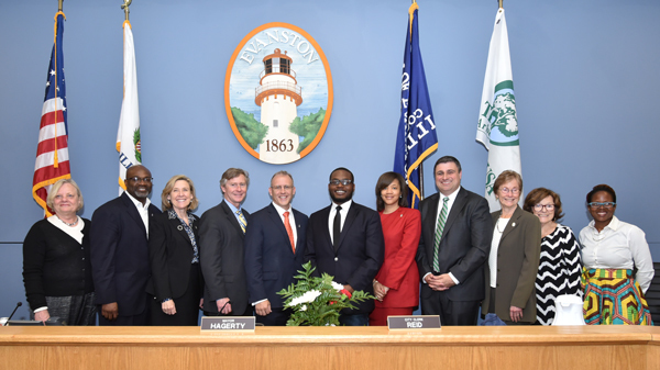 80th City Council members