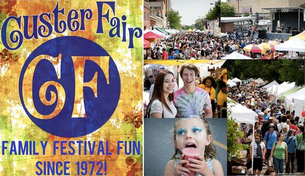Custer Fair promo