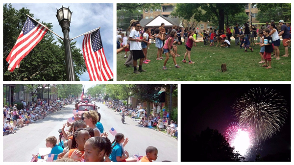 e-News: 4th of July Parade, Fireworks and Activities!