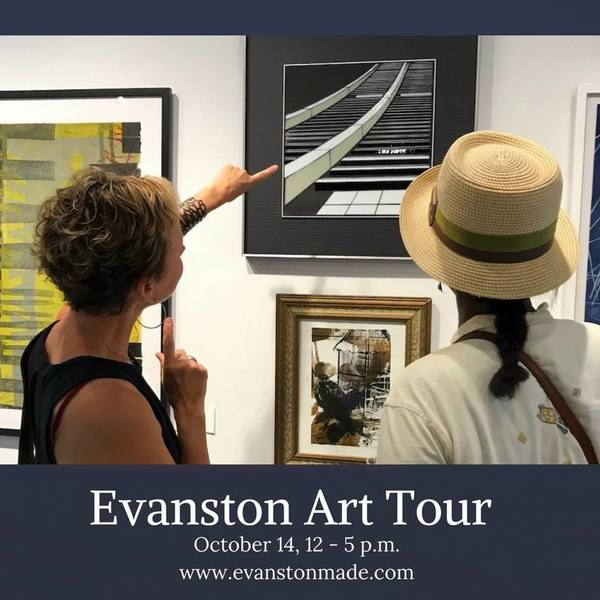 Evanston Art Tour