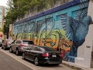 Elmwood mural