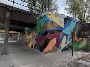 Dempster mural