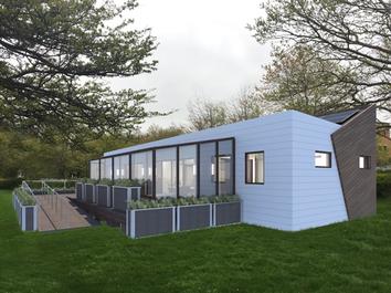 NU Solar House