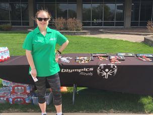Special Olympics Health Ambassador