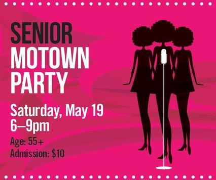 Senior Motown Party