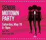 Senior Motown Party art