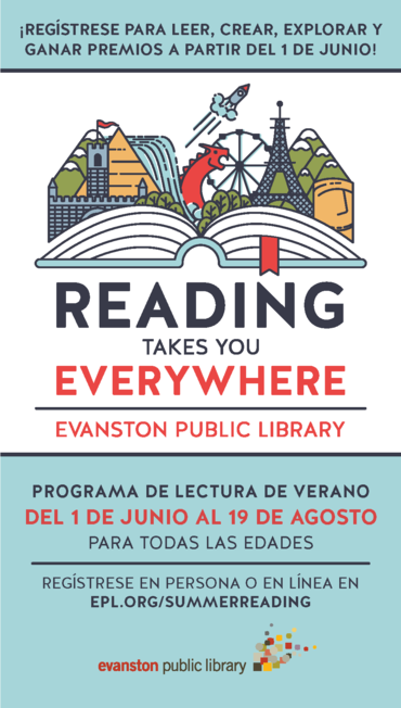 Summer Reading Program 2018 Espanol