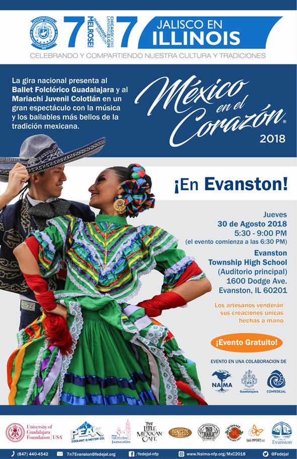 Jalisco en Evanston 2018 (spanish)
