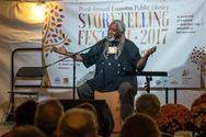 Evanston Public Library Storytelling Festival