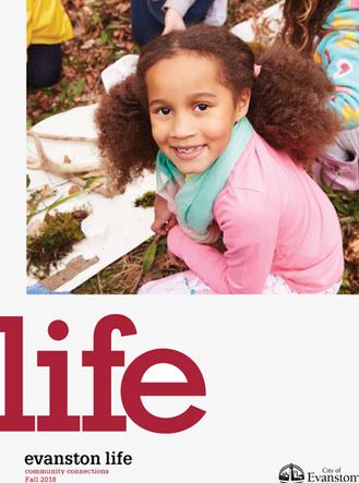 Fall 2018 Evanston Life magazine