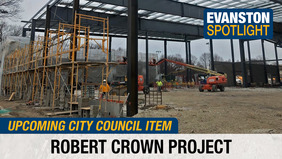 Evanston Spotlight - Robert Crown