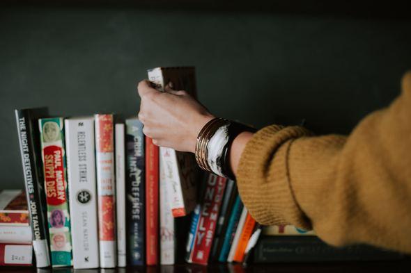 Robert Crown Books Donate