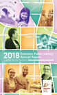 Library 2018 annual report cover