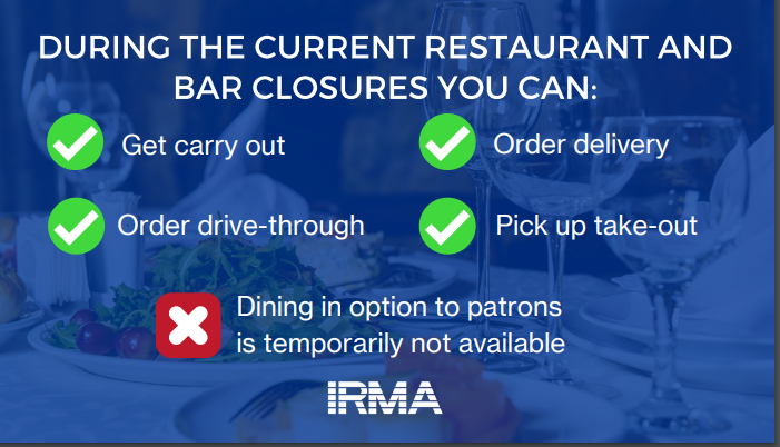 restaurant do's and don'ts