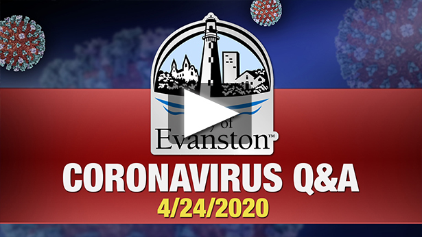 Coronavirus Q&A - April 24, 2020