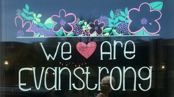 We are Evanstrong