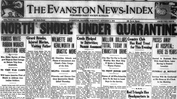 Evanston News-Index