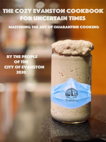 Cozy Evanston Cookbook for Uncertain Times
