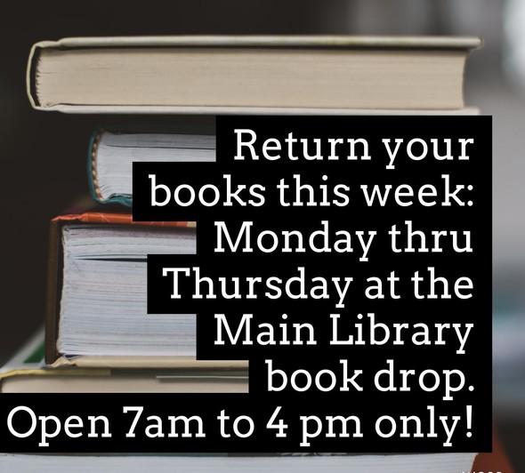 Book drops