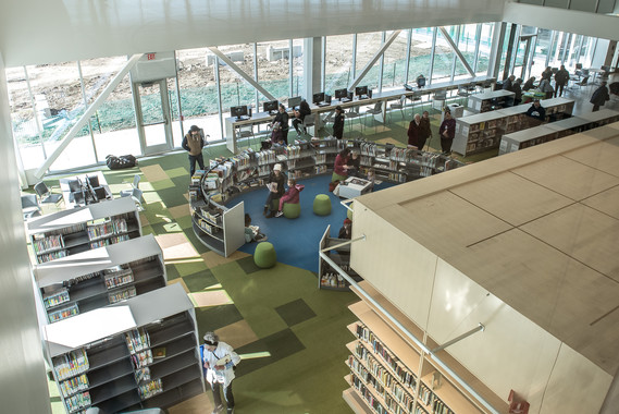 Robert Crown Library Branch