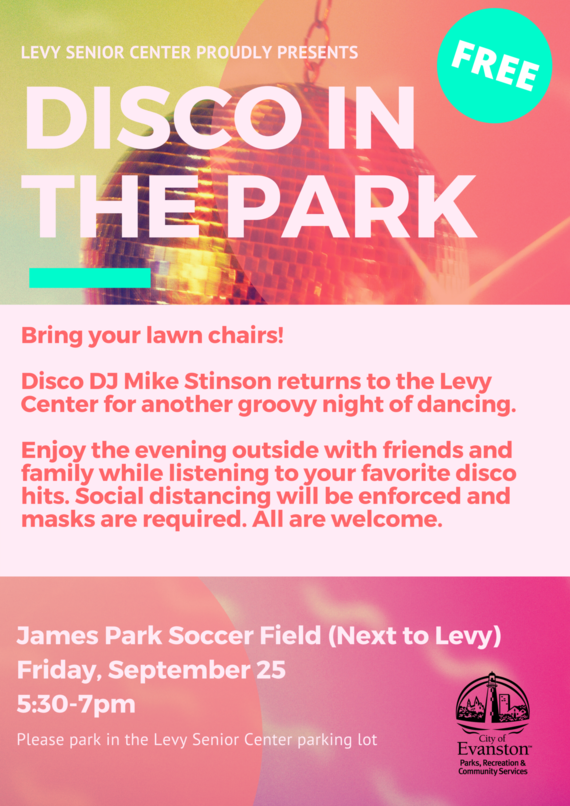 Disco in the Park