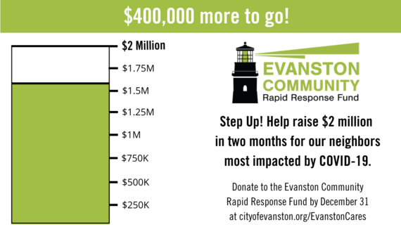Evanston Community Rapid Response Fund - December 10 update