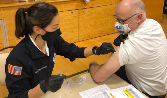 EFD COVID-19 vaccination