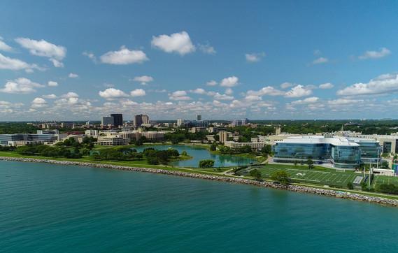 Evanston and Northwestern