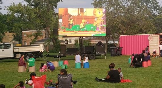Starlight Movie in the Park
