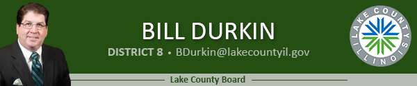 Bill Durkin, District 8