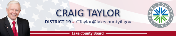 Craig Taylor, District 19