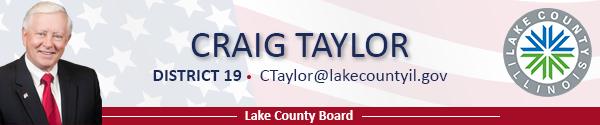 Craig Taylor, District 19