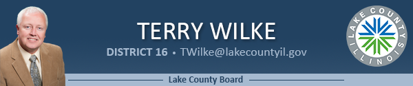 Terry Wilke, District 16