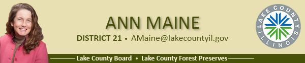 Ann Maine, District 21