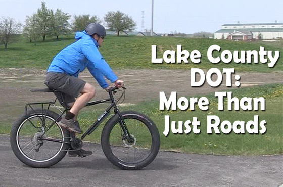 Bike Lake County