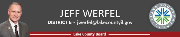 Jeff Werfel banner