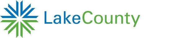 Lake County Logo - Left Aligned