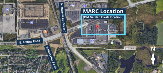 MARC Location