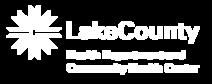 LCHD Logo White