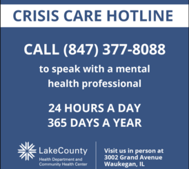crisis care hotline