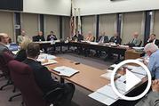 Board considers fy2018 budget