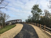 Middlefork bridge and trail completion