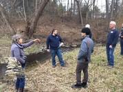 Bull Creek Stream restoration
