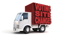 voting site changes