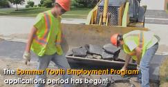 Summer Youth Employment Program large