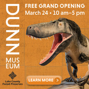Dunn Museum open