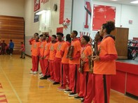 North Chicago basketball team