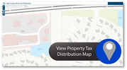 Property tax distribution map